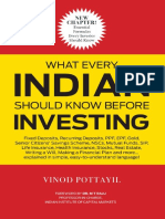 Vinod Pottayil - What Every Indian Should Know Before Investing_ Edition 2017-Imagine Books Pvt. Ltd. (2017)