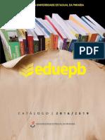 Catálogo Eduepb