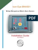 BNA501 Installation Manual