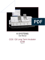 G185 K Systems Manual