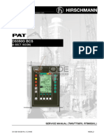 DS350G Boom Control Service AC 120