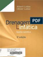 Drenagem Linfática - Teoria e Prática 3ª Ed - Leduc