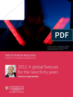 2052 a Global Forecast for the Next Forty Years