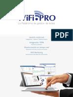 Folleto Wifi Pro Comercial