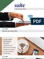 Cibersuite gestión de la red WiFi