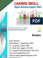 SPEAKING (Dr. Rudi Hartono_Unnes_2016).pptx