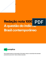 2018-eBook-redacao-A Questao Do Indio Brasil