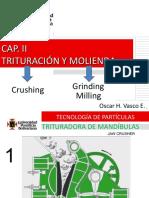 4 CLASE TP Trituradores y nos p2 2019-10