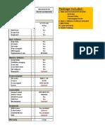 Voluson p6 4d - Specification