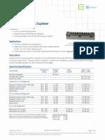 USD020A Datasheet