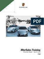 P30 Drivetrain Repair - Sports Car
