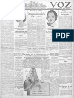 La Voz (Madrid). 7-4-1934