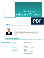 Astocaza Cordero Felix
