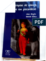 Psicoterapia de criança em Psicanálise