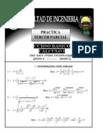 Tercer Parcial Calculo 1-2014