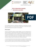 Servicio Social y Práctica Profesional. 2019