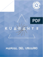 Manual Usuario Kuarahy II