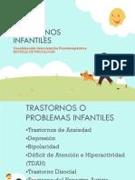 Trastornos Infantiles Clase 2