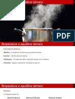 10ano F 3 1 Temperaturaeequilibriotermico