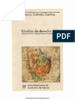 Estudios de Derecho Civil-Garfias