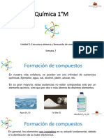 007 1medio Quimica Diapositivas Estructuraatomica
