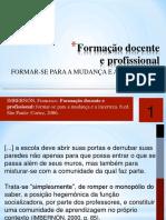 6 Imbernc3b3n Formac3a7c3a3o Docente e Profissional Prof Fernando Franzoiv1 Final