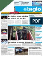 Edición Impresa 09-08-2019