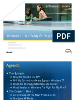 ASI Windows 7 Seminar
