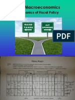 Mechanics of Fiscal Policy