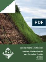 Guía de Diseño e Instalación De GeoCeldas