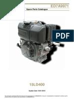 Manual 15LD - Lombardini