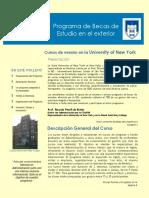 Programa de Bolsas ADM University NY Espanol