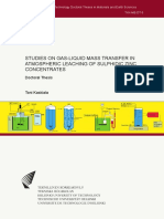 STUDIES ON GAS-LIQUID MASS TRANSFER IN ATMOSPHERIC LEACHING OF ZNS CONCENTRATES.pdf