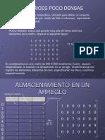 1.4 Características de Las Matrices