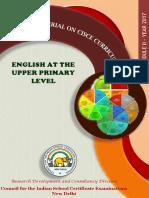 Module II-Upper Primary