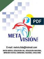 Porta Foliop Civil Meta Vision Limitada
