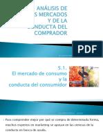 5. Analisis de Mercado