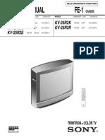 Sony--KV-25R2E--service--ID5145.pdf