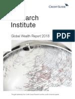 UBS Global Wealth Report 2018 En