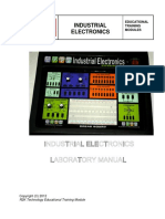 Industrial Electronics - Student Manual