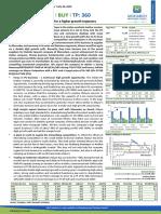 Mayur Uniquotors Analyst Report