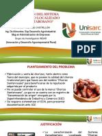 Ptoyecto SIAL Chorizo Santarrosano