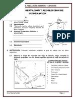 Guia de Observacion y Recoleccion de Informacion