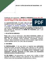 MODELO PETIÇÃO DE INVENTÁRIO (1).doc