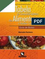 TABELA CASEIRA MEDIDAS
