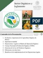 2. Ley y Reglamento Productos Orgánicos HUGO FRAGOSO