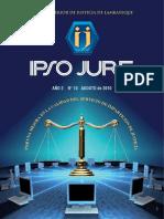 El Delito de Coacción (Revista Ipso Jure - Agosto 2010)