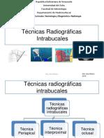 3 Clase 5 Tecnicas Radiograficas 2019