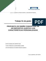 García - Propuesta de Diseño Conceptual de Un Dispositivo Auditivo Con Características Personaliz...