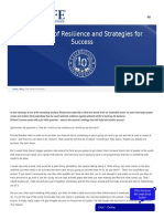 Www Nlplifetraining Com Content Secret Resilience and Strategies Success